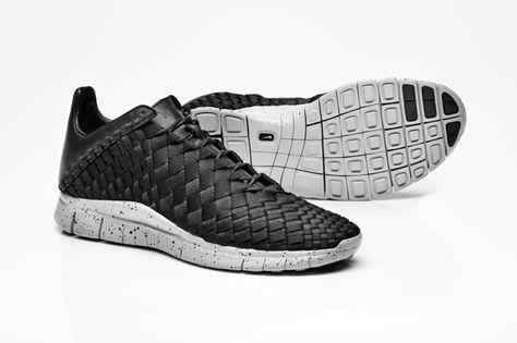 Nike Free OG '14 Woven (BlackBlack Cool Grey White
