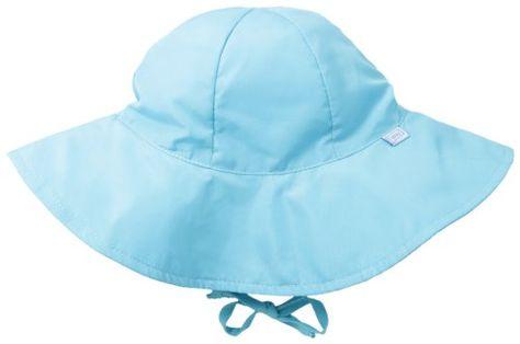 i play. Baby Unisex Solid Brim Sun Protection Hat UPF 50+ b7b984c98ebc