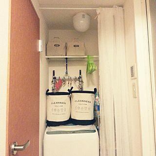 バス トイレ ダイソー 100均 レオパレス 目隠し布 などのインテリア実例 2017 08 27 17 50 11 Roomclip ルームクリップ レオパレス 目隠し 布 収納 アイデア