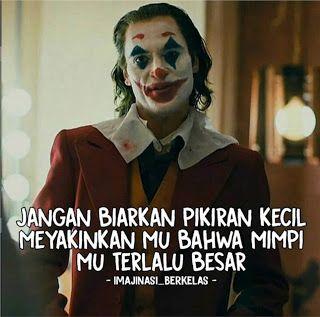 35 Gambar Meme Joker Dengan Kata2 Bijak Yang Keren Di 2020 Meme