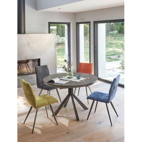 Table Melinda 700900 Le Geant Du Meuble En 2020 Table Et Chaises Table Repas Decoration Maison