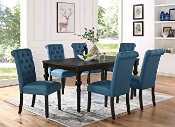 41+ Dining table with 6 chairs set Best