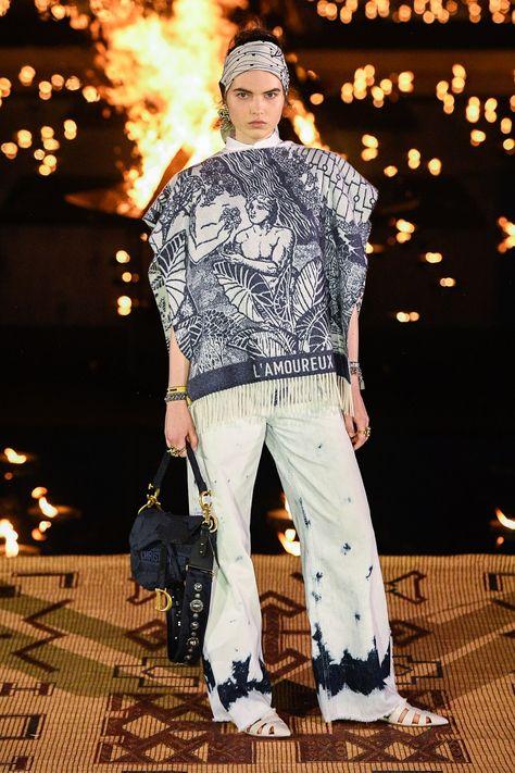 Christian Dior Resort 2020 Collection - Vogue