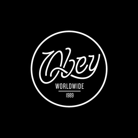 OBEY FALL '14