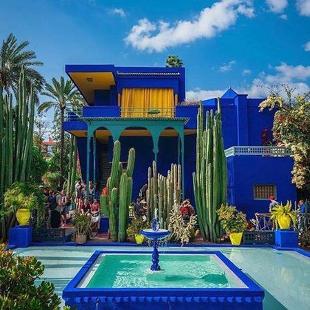 Jardin Majorelle Marrakech 2019 All You Need To Know Before