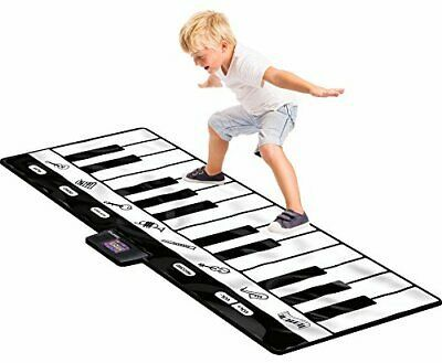 Details About Play Floor Piano Kid Stepping Toys Electronic