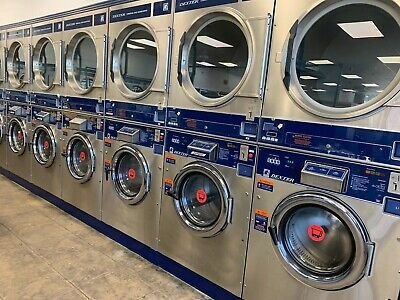 Sponsored Ebay Used Dexter 30 Lb Stack Washer Dryer Stacked