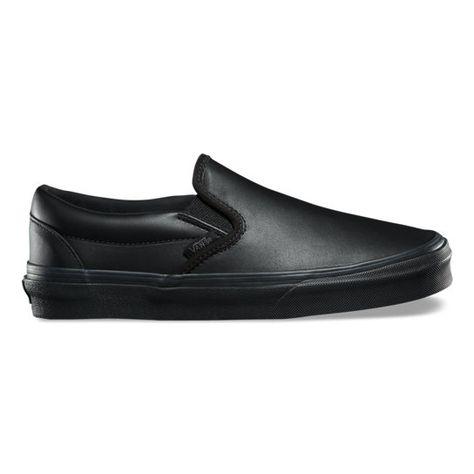 autentico vendita a buon mercato nel Regno Unito seleziona per il più recente Scarpe Classic Slip-On in pelle | Vans | At my home nel 2019 ...