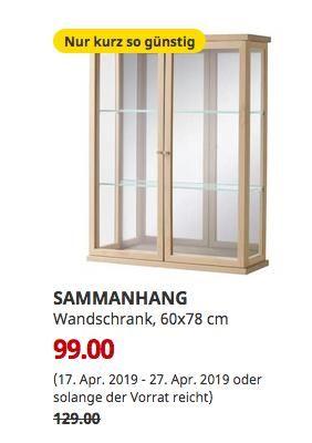 Ikea Bielefeld Sammanhang Wandschrank 60x78 Cm Wandschrank