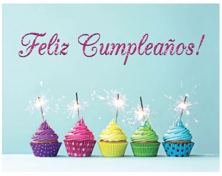 100 Hhappy Birthday Ishes And Quotes In Spanish Happy Birthday