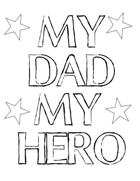 Free Fathers Day Printables And More Spruche Ausmalbilder Und