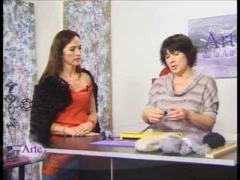 Cómo tejer una capa con telar azteca