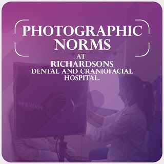 Photographic Norms At Richardsons Dental And Craniofacial Hospital In 2020 Dental Dental Hospital Dental Clinic