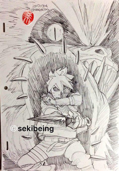 Épinglé par TOKI ~ sur Naruto shippuden | Croquis, Naruto ...