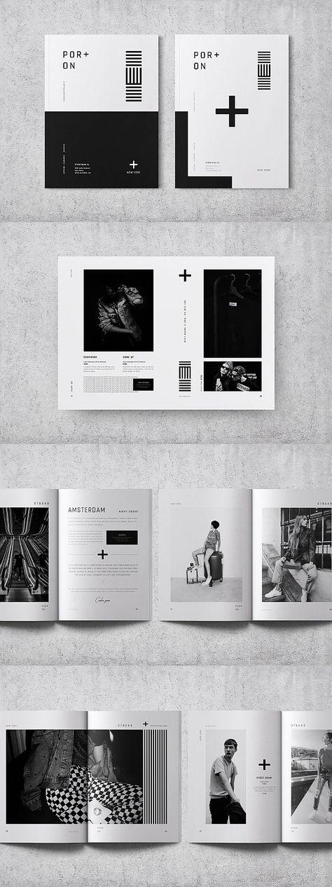 Fashion Lookbook / Portfolio Templates (TREI)