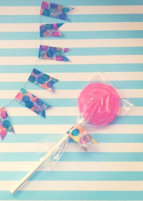 lollipop tutorial