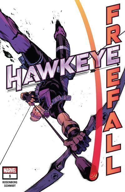 Hawkeye Freefall Volumen 1 3 3 Español Mega Cómics Hawkeye Marvel Cómics