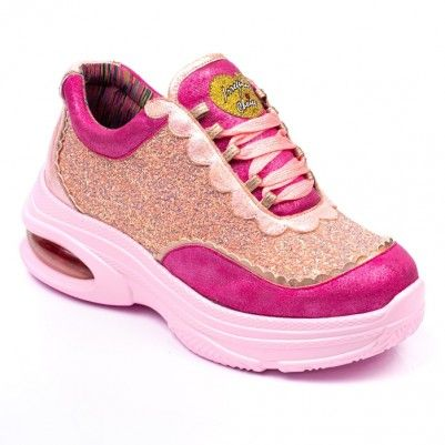 Stomp And Sparkle - Trainers - Womens