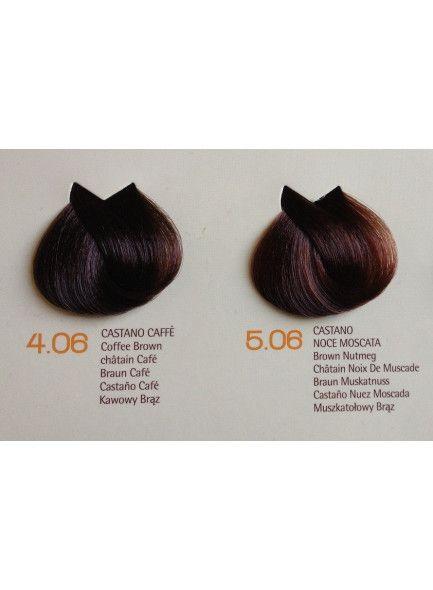 Biokap Nutricolor 4 06 Coffee Brown Hair Dye Brown Hair Dye Coffee Brown Hair Dyed Hair