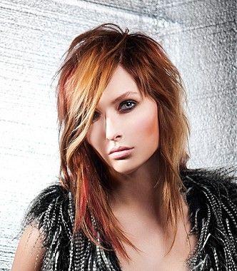 22+ Femme rock coiffure des idees