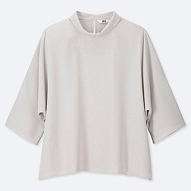 Fieer Womens Loose Solid Color Tee Linen/&Cotton Draped Casual Tops
