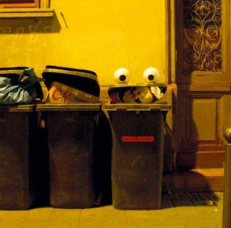 19 Funny Trash Cans Ideas