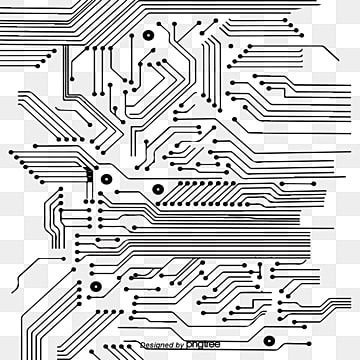 Circuit Board Circuit Diagram Motherboard Png And Vector With Transparent Background For Free Download Circuit Board Circuit Board Design Graphic Design Background Templates