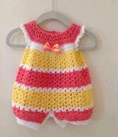 Cálido Infantil Niño Bebé Crochet Tejido Enterito Enterizo Al cuerpo Mono Multi P