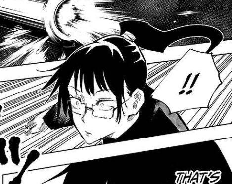 Maki Jujutsu Kaisen In 2021 Anime Jujutsu Anime Icons