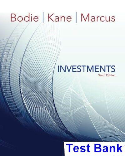 Investment portfolio management bodie kane marcus pdf writer suetone investments limited apartments