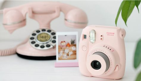 Fuji Instax Mini 8 is the cutest film camera around! Best price available at EyeCandys.com. #Instax #Polaroid #Instant #Film #Camera #Fujifilm #Mini8 #Mini7s #Mini50s #Mini25 #oldschool #retro #hipster #toycamera #gadget