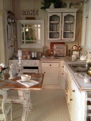 Shabby Chic Bohemian Interiors Shabby Chic Kitchen Country Kitchen Designs