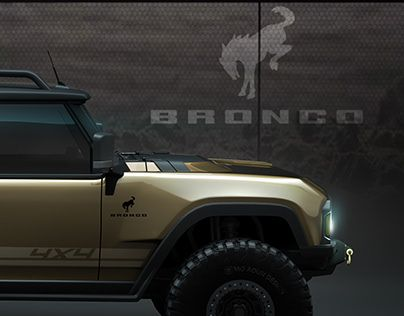 Ford Bronco 2020 In 2020 Ford Bronco Bronco New Bronco