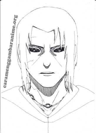 Cara Menggambar Anime Cara Menggambar Anime Manga Menggambar Manga Untuk Pemula Cara Menggambar Manga Menggunakan Pensi Personagem Do Naruto Desenhos Naruto