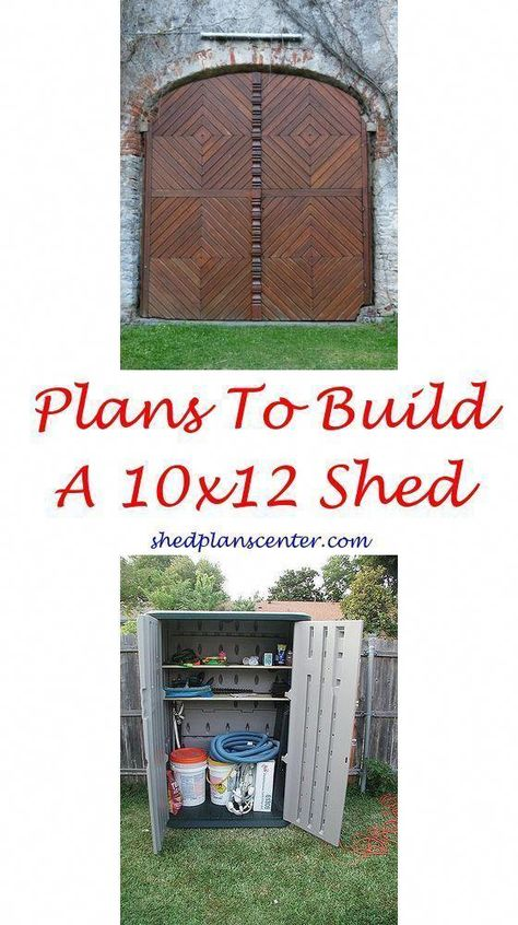 List Of Pinterest Shed Plans Free 10x12 Images Pictures