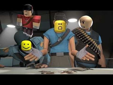 Meet The Spy But With Roblox Oof Games Teamfortress2 - roblox spy games