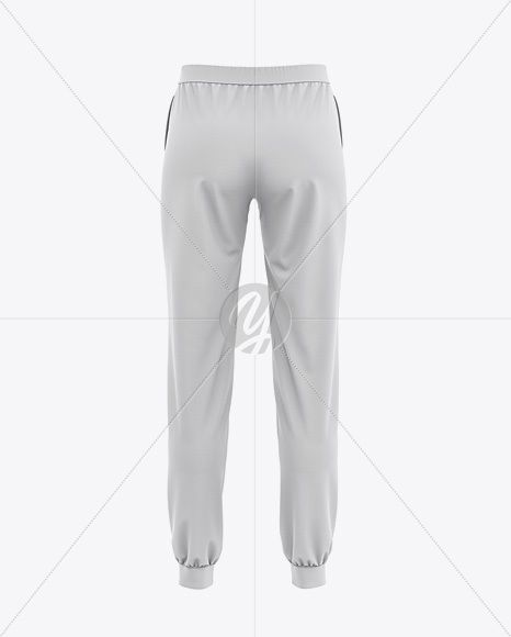 Download Women S Cuffed Sweatpants Mockup Back View In Apparel Mockups On Yellow Images Object Mockups Clothing Mockup Womens Cuffs Sweatpants