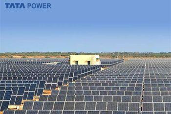 Tata Power Renewable Energy Ltd Commissions 100 Mw Solar Plant In Karnataka Solar Energy Diy Renewable Energy Solar Power Plant