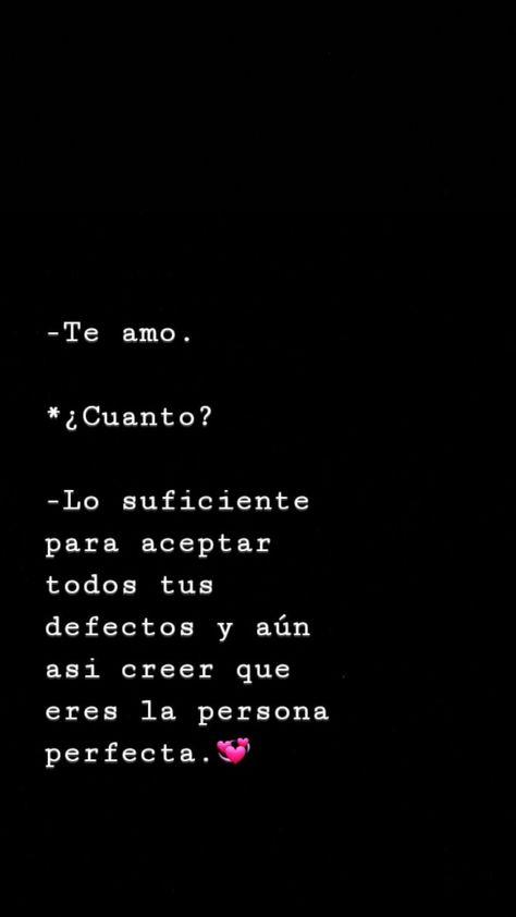 Te debo amar demasiado digo yo..!💕🙃