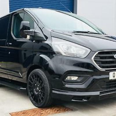 New Facelift Ford Transit Custom Limited 280 2 0tdci 170ps L1 Swb Q Sport Transit Custom Ford Transit Ford Van