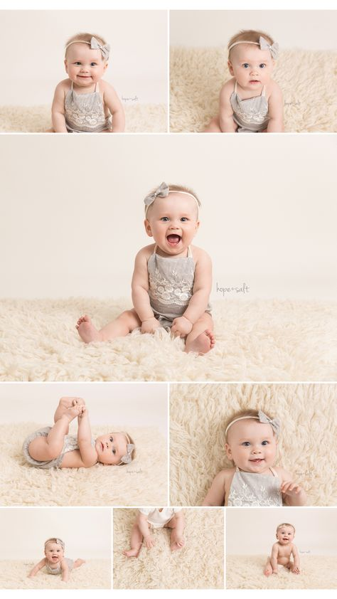 6 Month Baby Picture Ideas Discover Old Emma Old Baby Girl Sitter session all neutrals Inspiration Waterdown Baby Photographer - Hope Salt Photography 6 Month Baby Picture Ideas, Baby Girl Pictures, 6 Month Pictures, Random Pictures, 6 Month Photography, Baby Girl Photography, Photography Ideas, Photo Bb, Bebe 1 An