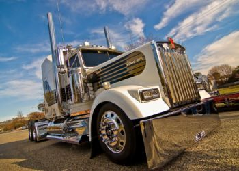 Kenworth W900 007 Limited Edition Wallpaper Trucks Kenworth