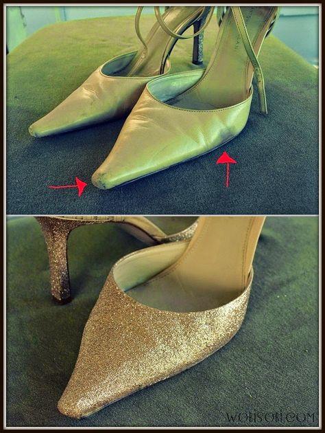 WobiSobi: Glitter Shoe Fix #2