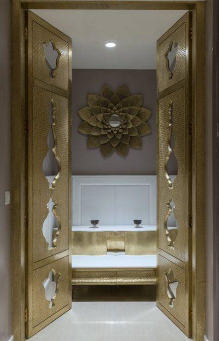 17 Ideas Pooja Room Door Design Simple For 2019 Design Door In