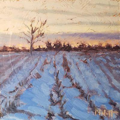 Original Oil Paintings Heidi Malott Contemporary Impressionism Winter Landscape Painting Origin In 2020 Winter Landscape Painting Winter Landscape Landscape Paintings