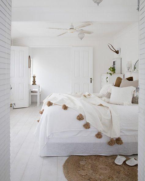 15 idées déco pour créer une déco bord de mer | Bedroom Ideas ...