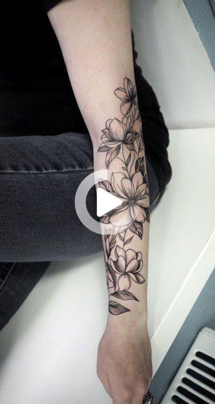 Para Mujer De Las Ideas Del Tatuaje De La Tinta Del Antebrazo 40
