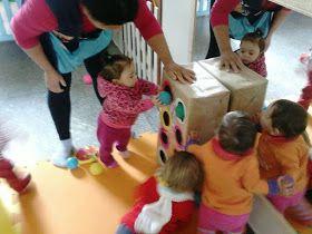Caixa De Circulos Atividades Pedagogicas Para Bercario
