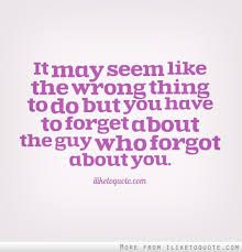 Quotes For Moving On From A Guy