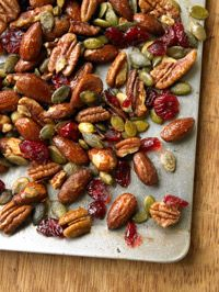 Tailgate Party Nut Mix - Healthy Recipe Finder | Prevention